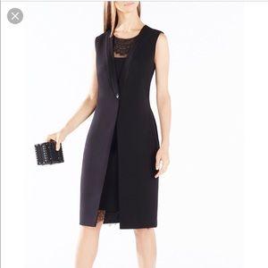 BCBGMAXAZRIA Vest Dress